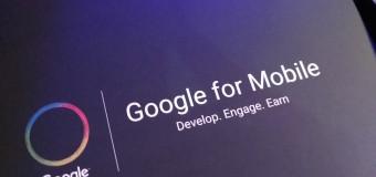 Google for Mobile行ってきました!